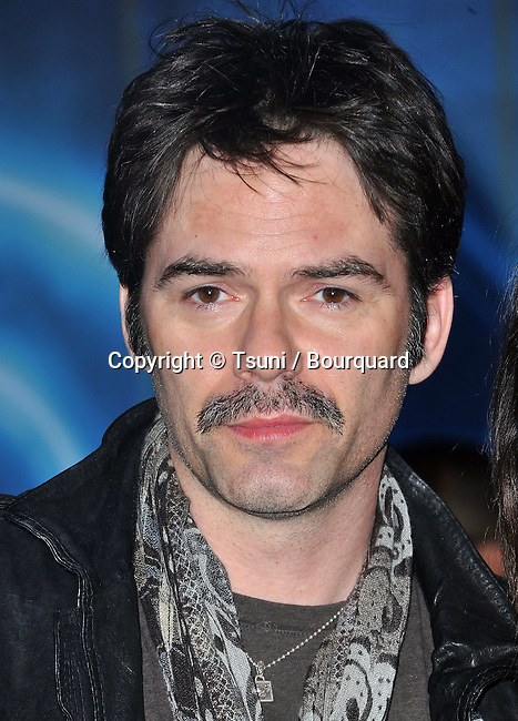 Billy Burke   - Tron: Legacy Premiere at the El Capitan Theatre In Los Angeles.