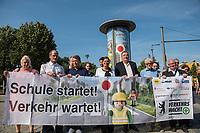 2018/08/17 Berlin | Landesverkehrswacht | Schulbeginn | Senatorin Sandra Scheeres