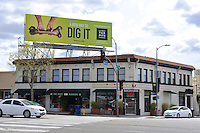 (Photo by Dennis Davis, freelance)<br /> <br /> Photo from the area around Occidental College, including Highland Park and Eagle Rock, March 7, 2016.<br /> <br /> (Photo by Dennis Davis, freelance)