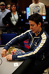 Vanessa Selbst is the chip leader through level 22.