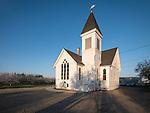Dunnigan Christian Community At Union Church, Dunnigan, Calif.