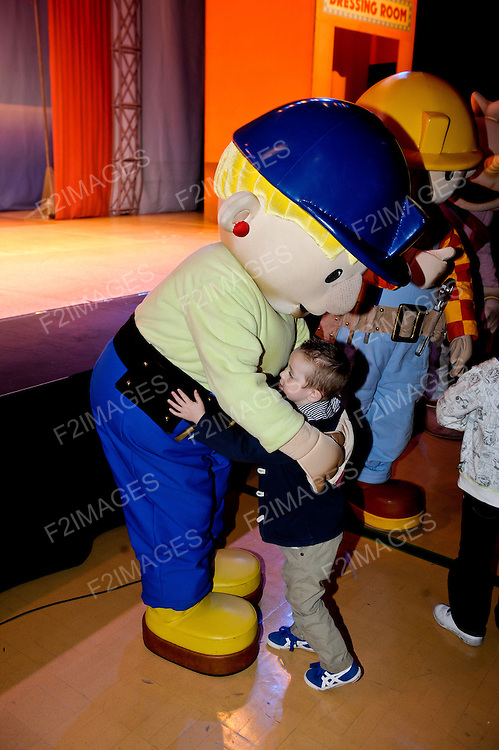 Knowsley Leisure and Culture Park Huyton. Bob the Builder Show 6.5.12