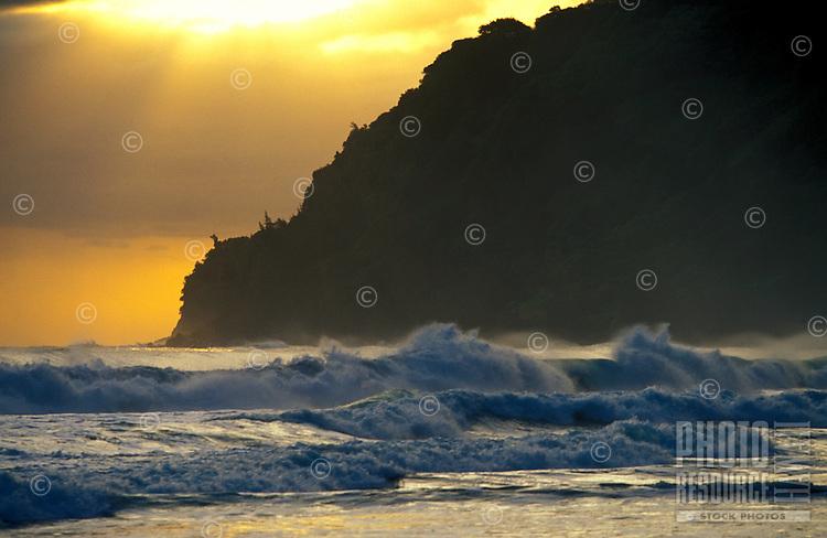 Scenic Waipio Valley on the Big Island