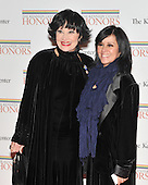 Washington, DC - December 5, 2009 -- Chita Rivera and Lisa Mordente arrives for the formal Artist's Dinner at the United States Department of State in Washington, D.C. on Saturday, December 5, 2009..Credit: Ron Sachs / CNP.(RESTRICTION: NO New York or New Jersey Newspapers or newspapers within a 75 mile radius of New York City)