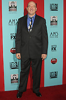 HOLLYWOOD, LOS ANGELES, CA, USA - OCTOBER 05: John Carroll Lynch arrives at the Los Angeles Premiere Screening Of FX's 'American Horror Story: Freak Show' held at the TCL Chinese Theatre on October 5, 2014 in Hollywood, Los Angeles, California, United States. (Photo by Celebrity Monitor)
