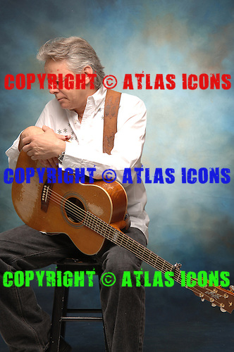 TOMMY EMMANUEL Studio Portrait Session at Lightning Studios, In New York City,.Photo Credit: Eddie Malluk/Atlas Icons.com