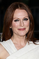 "WESTWOOD, CA, USA - FEBRUARY 24: Julianne Moore at the World Premiere Of Universal Pictures And Studiocanal's ""Non-Stop"" held at Regency Village Theatre on February 24, 2014 in Westwood, Los Angeles, California, United States. (Photo by Xavier Collin/Celebrity Monitor)"