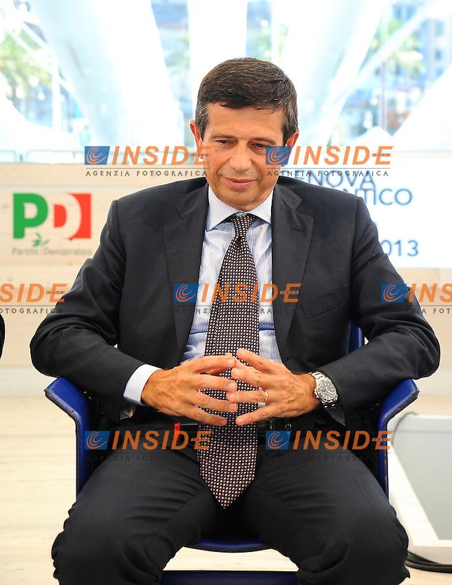 Maurizio Lupi<br /> Genova 04-09-2013 Festa Nazionale Partito Democratico<br /> Photo  Genova Foto /Insidefoto