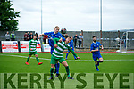 Killarney Athletic Vs Killarney Celtic FC in the Denny Premier A League Final at Mounthawk Park, Tralee on Sunday