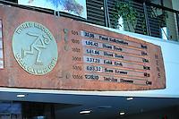 SPEED SKATING: SALT LAKE CITY: 21-11-2015, Utah Olympic Oval, ISU World Cup, World Records Men, 10.000m, Ted-Jan Bloemen (CAN), 12.36,30, ©foto Martin de Jong