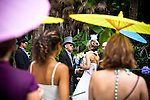 The wedding of Jessica to Wade on Saturday, May 8, 2010, during an Alice in Wonderland themed day at Bok Tower Gardens in Lake Wales, Florida. Their day started in Lake Wales at the Holiday Inn Express, the ceremony at Bok Tower Gardens, and then mad tea party at Chalet Suzanne Inn and Restaurant. They then went to the Don Vicente De Ybor Historic? in Tampa, Florida and then they went to their second reception at the The Columbia Centennial Museum in Ybor City in Tampa, Florida. (Charissa Pilster, http://www.PilsterPhotography.net)