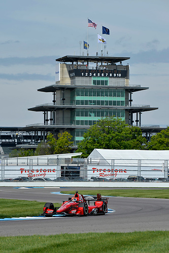 12-14 May, 2016, Indianapolis, Indiana, USA<br /> Graham Rahal<br /> ©2016, Scott R LePage <br /> LAT Photo USA