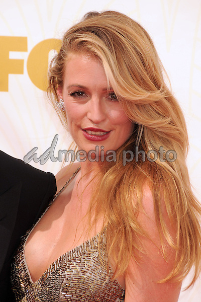 20 September 2015 - Los Angeles, California - Cat Deeley. 67th Annual Primetime Emmy Awards - Arrivals held at Microsoft Theater. Photo Credit: Byron Purvis/AdMedia