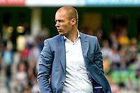 GRONINGEN - Voetbal, FC Groningen - FC Twente, Eredivisie, seizoen 2019-2020, 10-08-2019, FC Groningen trainer Danny Buijs