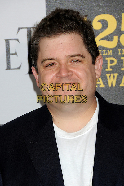 PATTON OSWALT.25th Annual Film Independent Spirit Awards - Arrivals held at the Nokia Event Deck at L.A. Live, Los Angeles, California, USA..March 5th, 2010.headshot portrait black white .CAP/ADM/BP.©Byron Purvis/AdMedia/Capital Pictures.