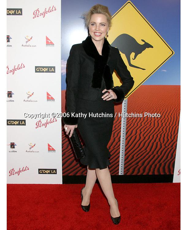 Melissa George.Penfolds Icon Gala Dinner.Palladium .Los Angeles, CA.January 14, 2006.©2006 Kathy Hutchins / Hutchins Photo....