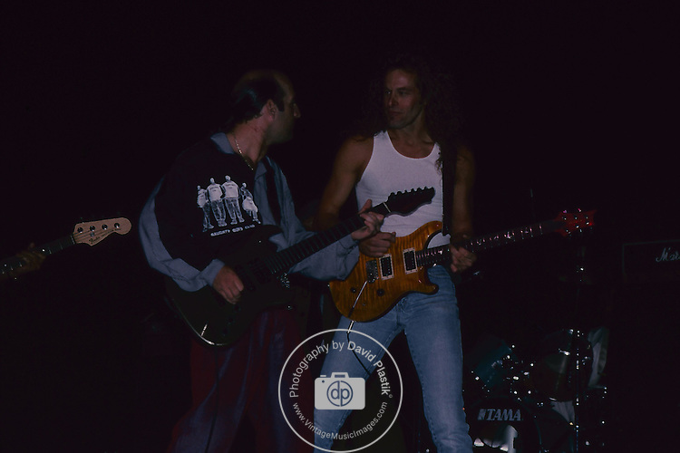 Ted Nugent & Carl Labove 1988