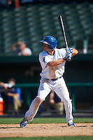 South Bend Cubs designated hitter Donnie Dewees (16) at bat during the second game of a doubleheader against the Peoria Chiefs on July 25, 2016 at Four Winds Field in South Bend, Indiana.  South Bend defeated Peoria 9-2.  (Mike Janes/Four Seam Images)