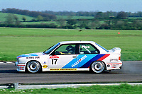 Round 2 of the 1992 British Touring Car Championship. #17 Ian Flux (GBR). Roy Kennedy Racing. BMW M3.