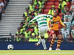 19.05.2018 Scottish Cup Final Celtic v Motherwell: Oliver Ntcham scores goal no 2