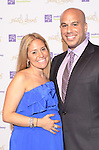 Dana and Jesse Elhai at Making Headway Foundation's  Holly's Angels gala at Cipriani in New York City.
