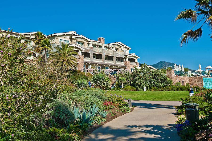 Montage Resort, Laguna Beach CA, seaside resort, artist community, located in southern, Orange County, California, United States