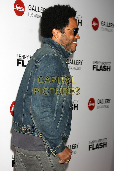 LOS ANGELES, CA - MARCH 5: Lenny Kravitz at the Lenny Kravitz' &quot;Flash&quot; Photo Exhibit Launch, Leica Gallery, Los Angeles, California on March 5, 2015. <br /> CAP/MPI/DC/DE<br /> &copy;DE/DC/MPI/Capital Pictures
