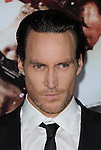 """Callan Mulvey at the premiere for """"300 Rise Of An Empire"""" held at the TCL Chinese Theatre Los Angeles, Ca. on March 4, 2014."""
