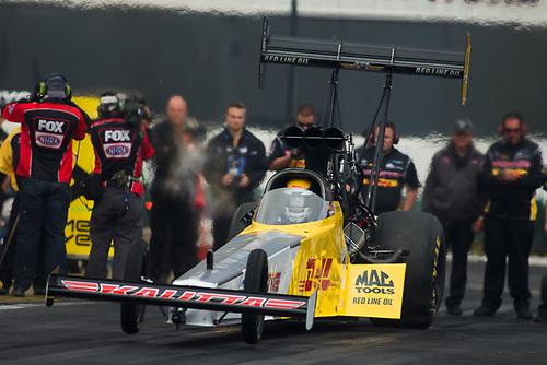 Richie Crampton, DHL, Top Fuel Dragster