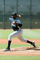 Michael Pineda - Seattle Mariners 2009 Instructional League. .Photo by:  Bill Mitchell/Four Seam Images..