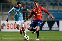 Futbol 2018 1A O`Higgins vs Union Española