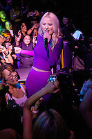LAS VEGAS, NV - December 30 : Iggy Azalea performs at MOON Nightclub at Palms Resort on December 30, 2012  in Las Vegas, Nevada.  Credit: Kabik/Starlitepics/MediaPunch Inc. /NortePhoto