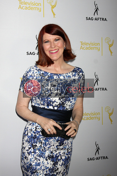 Kate Flannery<br /> at the Dynamic &amp; Diverse:  A 66th Emmy Awards Celebration of Diversity Event, Television Academy, North Hollywood, CA 11-12-14<br /> David Edwards/DailyCeleb.com 818-249-4998