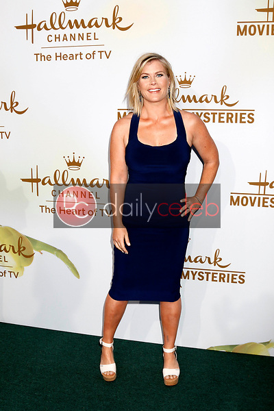 Alison Sweeney<br /> at the Hallmark TCA Summer 2017 Party, Private Residence, Beverly Hills, CA 07-27-17<br /> David Edwards/DailyCeleb.com 818-249-4998
