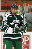 Joe Stejskal (Dartmouth - 18) - The Dartmouth College Big Green defeated the Harvard University Crimson 6-2 on Sunday, November 29, 2009, at Bright Hockey Center in Cambridge, Massachusetts.