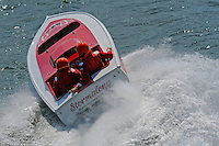 "JS-88, ""Stormalong"" (Bender Jersey Speed Skiff)"