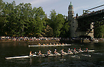 Rowing, Windermere Cup, Opening Day Regatta, Seattle, Washington, May 1, 2004 Lake Washington Ship Canal, Montlake Cut,