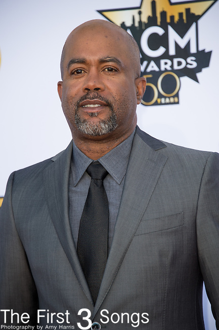 Darius Rucker attends the 50th Academy Of Country Music Awards at AT&T Stadium on April 19, 2015 in Arlington, Texas.