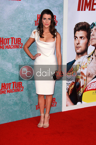 Bianca Haase<br /> at the &quot;Hot Tub Time Machine 2&quot; Los Angeles Premiere, Village Theater, Westwood, CA 02-18-15<br /> David Edwards/DailyCeleb.com 818-249-4998