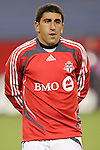 14 April 2007: Toronto's Alecko Eskandarian. The New England Revolution defeated Toronto FC 4-0 at Gillette Stadium in Foxboro, Massachusetts in an MLS Regular Season game.