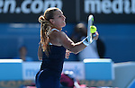 Dominika Cibulkova (svk) defeats Agnieszka Radwanska (POL) 6-1, 6-2