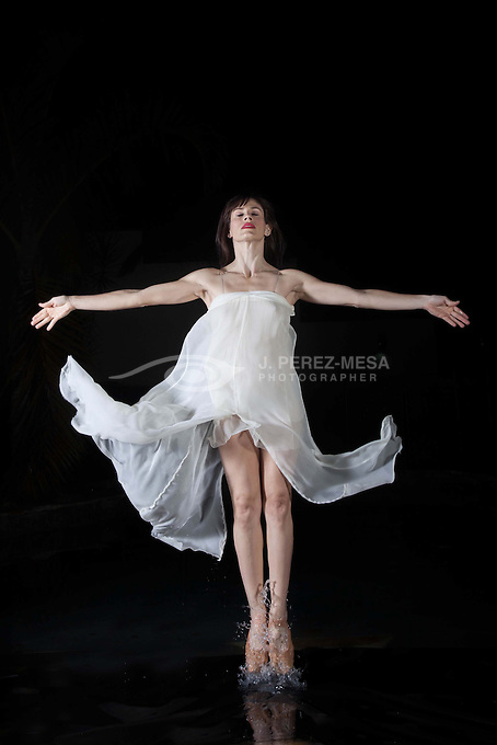 Denisse Eliza as Juliet for CoDa 21's Romeo & Juliet. First Promotional Photo Session.