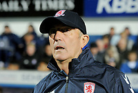 Middlesbrough manager Tony Pulis <br /> <br /> Photographer Hannah Fountain/CameraSport<br /> <br /> The EFL Sky Bet Championship - Ipswich Town v Middlesbrough - Tuesday 2nd October 2018 - Portman Road - Ipswich<br /> <br /> World Copyright &copy; 2018 CameraSport. All rights reserved. 43 Linden Ave. Countesthorpe. Leicester. England. LE8 5PG - Tel: +44 (0) 116 277 4147 - admin@camerasport.com - www.camerasport.com
