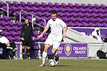 Orlando, Florida - Wednesday January 17, 2018: Gordon Wild. Match Day 3 of the 2018 adidas MLS Player Combine was held Orlando City Stadium.