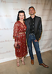 Actress Debi Mazar and Gabriele Corcos Attend The Gordon Parks Foundation 2013 Awards Dinner and Auction Held at the Plaza Hotel, NY