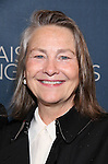 Cherry Jones attend the Broadway Opening Night Performance of 'Les Liaisons Dangereuses'  at The Booth Theatre on October 30, 2016 in New York City.