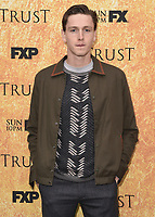 "NORTH HOLLYWOOD, CA - MAY 11:  Harris Dickinson at the For Your Consideration Red Carpet Event for FX's ""Trust"" at the Saban Media Center at the Television Academy on May 11, 2018 in North Hollywood, California. (Photo by Scott Kirkland/FX/PictureGroup)"