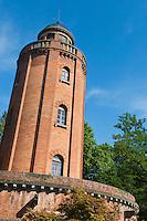 Europe/France/Midi-Pyrénées/31/Haute-Garonne/Toulouse: Galerie du Château d'Eau, La première fonction de ce château d'eau était de distribuer l'eau de la Garonne, captée et filtrée à quelques mètres de là, sur la prairie des filtres. Le bâtiment a été reconverti depuis avril 1974 en galerie dédiée à la photographie grâce aux efforts de Jean Dieuzaide