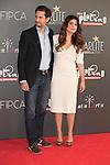 Juan Diego Botto and Adriana Ugarte attend the Platino Awards Of Iberoamerican Cinema at Hotel Ritz, Madrid,  Spain. March 09, 2015.(ALTERPHOTOS/)Carlos Dafonte)