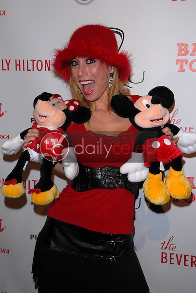 """Melissa """"Mojo"""" Hunter<br /> at Bridgetta Tomarchio's Birthday Bash and Babes in Toyland 3rd Annual Charity Event, Bar 210, Beverly Hills, CA. 12-03-10<br /> David Edwards/DailyCeleb.com 818-249-4998"""